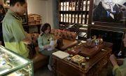 Hà Nội: Kiểm tra đột xuất 4 cửa hàng Cigar, thu giữ nhiều sản phẩm sai quy định