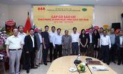36 năm ngày Nhà giáo Việt Nam 20/11/1982 - 20/11/2018 Trường Đại học Kinh doanh và Công nghệ Hà Nội tổ chức gặp gỡ báo chí