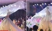 Video: Đám cưới biến thành đám tang chỉ vì một chiếc