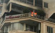 Hà Nội: Cháy khách sạn ba sao trên phố cổ, du khách hoảng loạn tháo chạy