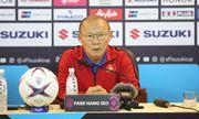 HLV Park Hang-seo chưa nghĩ tới bán kết, dè chừng đội bóng của HLV Honda