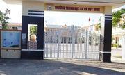 Bộ Giáo dục đề nghị xử lý nghiêm cô giáo phạt tát học sinh 231 cái