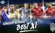 Công Phượng, Anh Đức vào đội hình tiểu biểu vòng bảng AFF Cup của Fox Sport