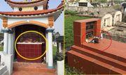 Điều tra vụ gần 100 ngôi mộ ở Hưng Yên bị vỡ bát hương sau một đêm