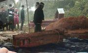 Công an khai quật tử thi điều tra nghi án con trai sát hại bố ở Hà Giang