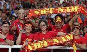 Không mua được vé bóng đá online do VFF mở bán, CĐV hủy vé đi Philippines