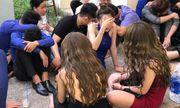Đột kích quán bar ở Sài Gòn phát hiện hàng chục nam nữ phê ma túy nhảy múa như thiêu thân