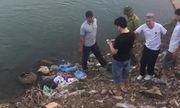Tá hỏa phát hiện thi thể trẻ sơ sinh trong balo vứt ở bờ sông