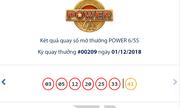 Kết quả xổ số Vietlott hôm nay 1/12/2018: Giải Jackpot 40 tỷ đồng vẫn