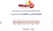Kết quả xổ số Vietlott hôm nay 5/12/2018: Jackpot hơn 21 tỷ đồng chơi