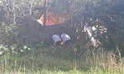 Phát hiện nghi phạm tử vong dưới ao sau khi chém trọng thương hàng xóm