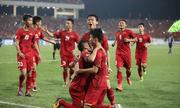 Bán kết AFF Cup 2018 Việt Nam 2 -1 Philippines: Công Phượng, Quang Hải lập công