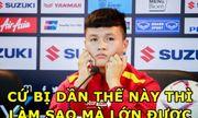 Ảnh chế Việt Nam vào chung kết AFF Cup 2018: Quang Hải, Đình Trọng