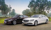 Bảng giá xe ô tô Mercedes-Benz mới nhất tháng 12/2018: Maybach S 650 giá 14,499 tỷ đồng