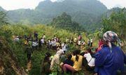Tá hỏa phát hiện Chủ tịch Hội Nông dân xã treo cổ trên núi