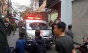 Tin tức thời sự 24h mới nhất ngày 9/12/2018: Xe cấp cứu chở nạn nhân đi rồi...
