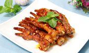 Món ngon mỗi ngày: Cuối tuần làm chân gà nướng ngon
