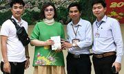 Du khách Hàn Quốc nhận lại ví có 70 triệu đồng ở Đà Nẵng