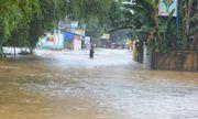 Mưa trắng đất trời, Quảng Ngãi phát công điện khẩn cảnh báo lũ lớn