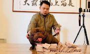Chú chó 2,6 tỷ được đại gia Biên Hòa mua từ Trung Quốc có gì đặc biệt?
