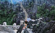 Ninh Bình đẹp ma mị giữa mùa Đông như phim cổ trang