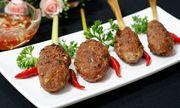 Món ngon mỗi ngày: Thịt lợn bọc sả chiên vàng thơm không cưỡng nổi