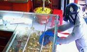 Chủ tiệm vàng trình báo bị kẻ lạ mặt trộm 21 cây vàng