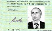 Rộ tin Tổng thống Nga Vladimir Putin từng là điệp viên ở Đông Đức