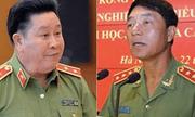 Tước danh hiệu Công an đối với ông Bùi Văn Thành và ông Trần Việt Tân