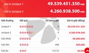 Kết quả xổ số Vietlott hôm nay 15/12/2018: Tìm bộ số trúng Jackpot hơn 49 tỷ đồng