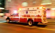 Hi hữu: Nạn nhân cấp cứu vì gặp tai nạn bất đắc dĩ thành tài xế lái xe cứu thương