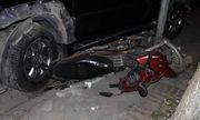 Hiện trường kinh hoàng vụ nữ tài xế Lexus đâm hàng loạt xe máy và ô tô ven hồ Tây