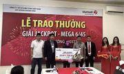 Trao hơn 22 tỷ đồng cho người phụ nữ may mắn trúng Vietlott tại Đắk Lắk