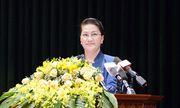 Chủ tịch Quốc hội thăm Bộ Tư lệnh Quân khu I