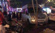 Tài xế say rượu mất kiểm soát, tông CSGT bị thương