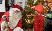'Giấc mơ Giáng sinh', cậu bé người Đức gọi cảnh sát bắt ông già Noel