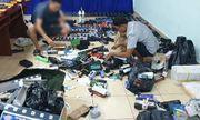 Bộ Công an bắt đường dây buôn bán vũ khí