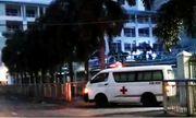Cô gái 25 tuổi rơi lầu chết thảm tại trường Đại học Công nghiệp TP.HCM