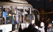Xe chở du khách Việt bị đánh bom ở Ai Cập: Tài xế bác tin đi sai đường