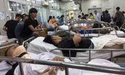 Vụ tai nạn kinh hoàng ở Long An, 4 người chết: Chồng ngất xỉu vì chứng kiến thi thể vợ không nguyên vẹn
