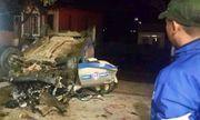 Lâm Đồng: Tài xế taxi say rượu tông xe máy, 3 người tử vong