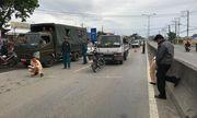 Nam sinh viên 19 tuổi bị xe tải cán tử vong trên đường đi học