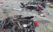 Vụ container gây tai nạn kinh hoàng ở Long An: Anh xe ôm