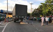 Đi khám thai, người phụ nữ bị kéo lê dưới gầm xe tải tử vong thương tâm