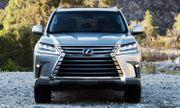 """Bảng giá xe Lexus mới nhất tháng 1/2019: Lexus LX570 tăng """"sốc"""" thêm 370 triệu đồng"""