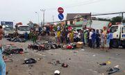 Vụ tai nạn kinh hoàng ở Long An: Cần làm rõ thời điểm tài xế sử dụng rượu và ma túy