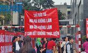 Sai phạm tại chung cư 25 Tân Mai: Tiếp tục hứa hẹn khắc phục