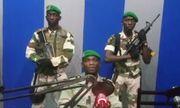 Video: Sĩ quan quân đội Gabon tuyên bố đảo chính
