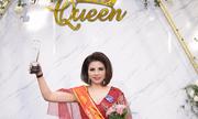 Doanh nhân Phạm Hương - Nữ hoàng có gương mặt khả ái trong cuộc thi Queen Beauty