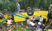Vụ xe khách lao xuống vực trên đèo Hải Vân: Danh tính nữ sinh viên tử vong